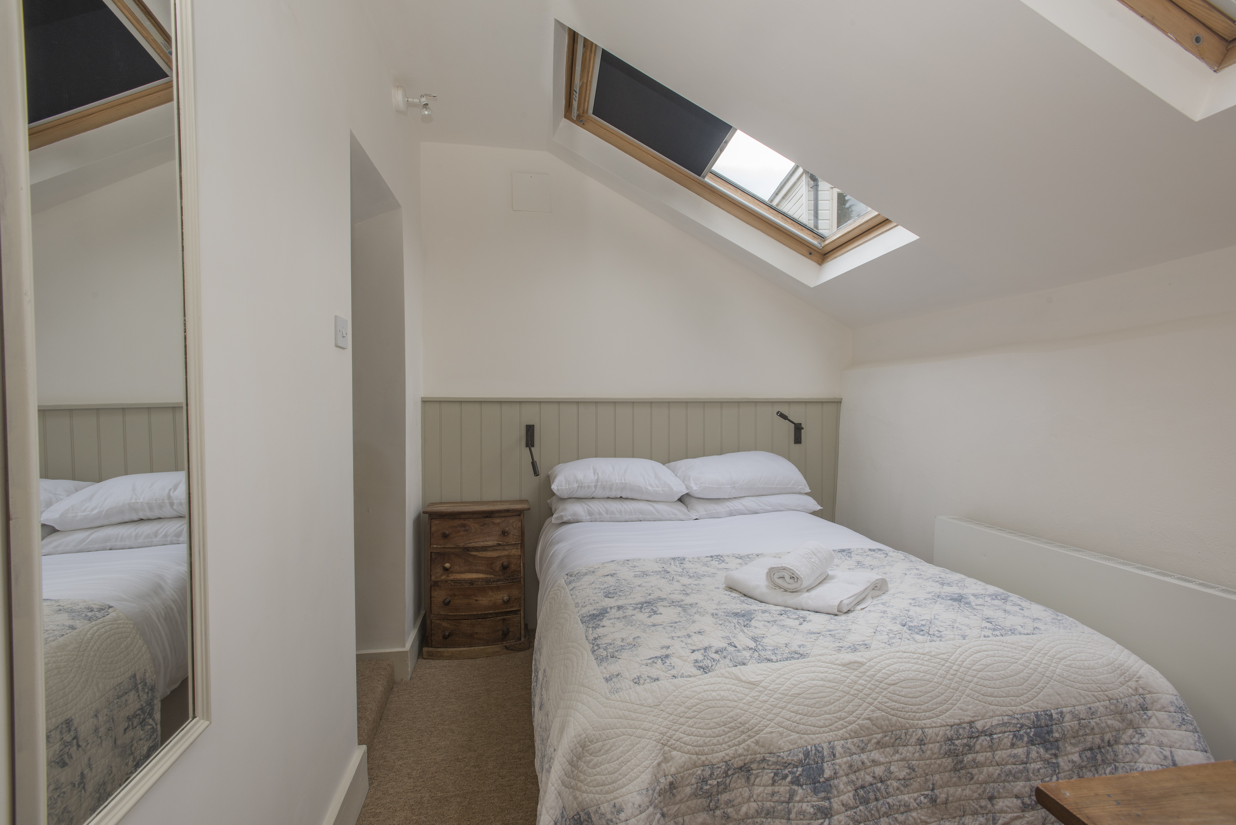 Dale - ground floor double bed