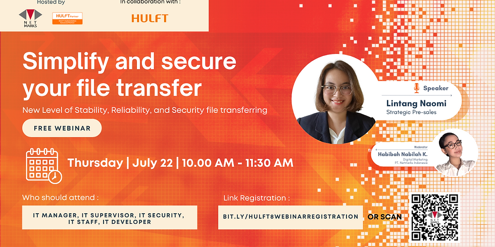 Webinar : Simplify and Secure Your File Transfer