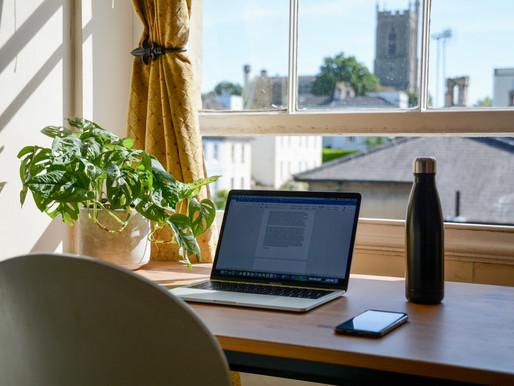5 Tips Aman Bekerja Dari Rumah (Work From Home)