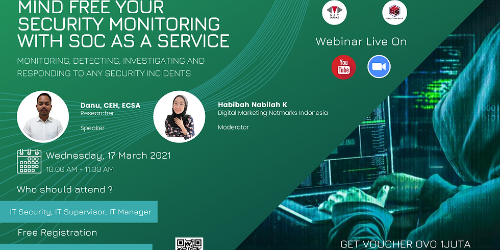 Webinar : SoC as a Service