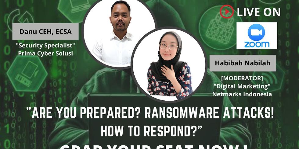 Webinar : Ransomware Attack with Prima Cyber Solusi