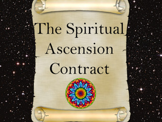 The Spiritual Ascension Contract