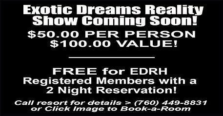Exotic Dreams Exotic Reality Show_shorte