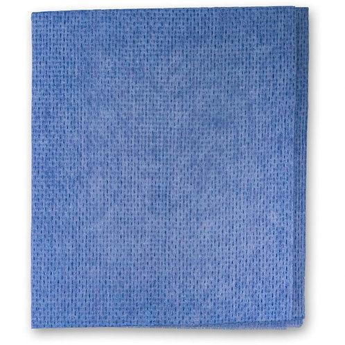 Blue Nonwoven Medium Tack Cloth  32cm x 40cm (10 Pkts of 50