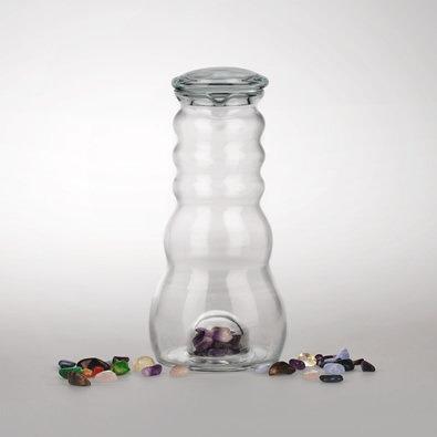 Cadus | Water Pitcher | Gemstones