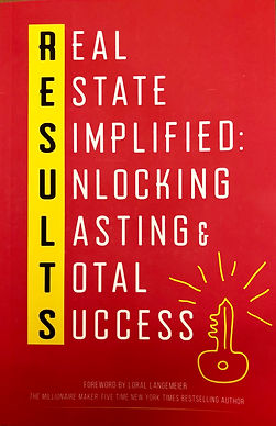 R.E.S.U.L.T.S. book cover