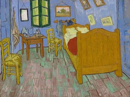 Van Gogh Bedrooms and Feng Shui