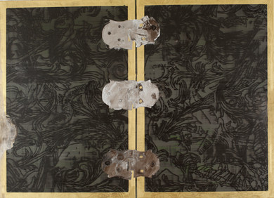 empty case, 2010,