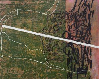kidron valley and hinnom valley