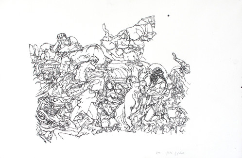 20394, Who is Sardanapalus, 2011, ink on paper, 38x57 cm.JPG