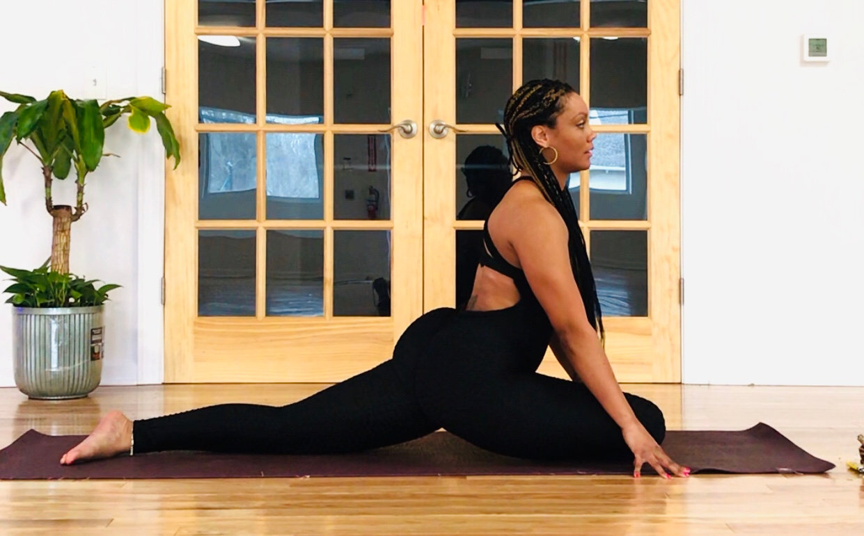 Thursday 5:30pm Virtual Yoga