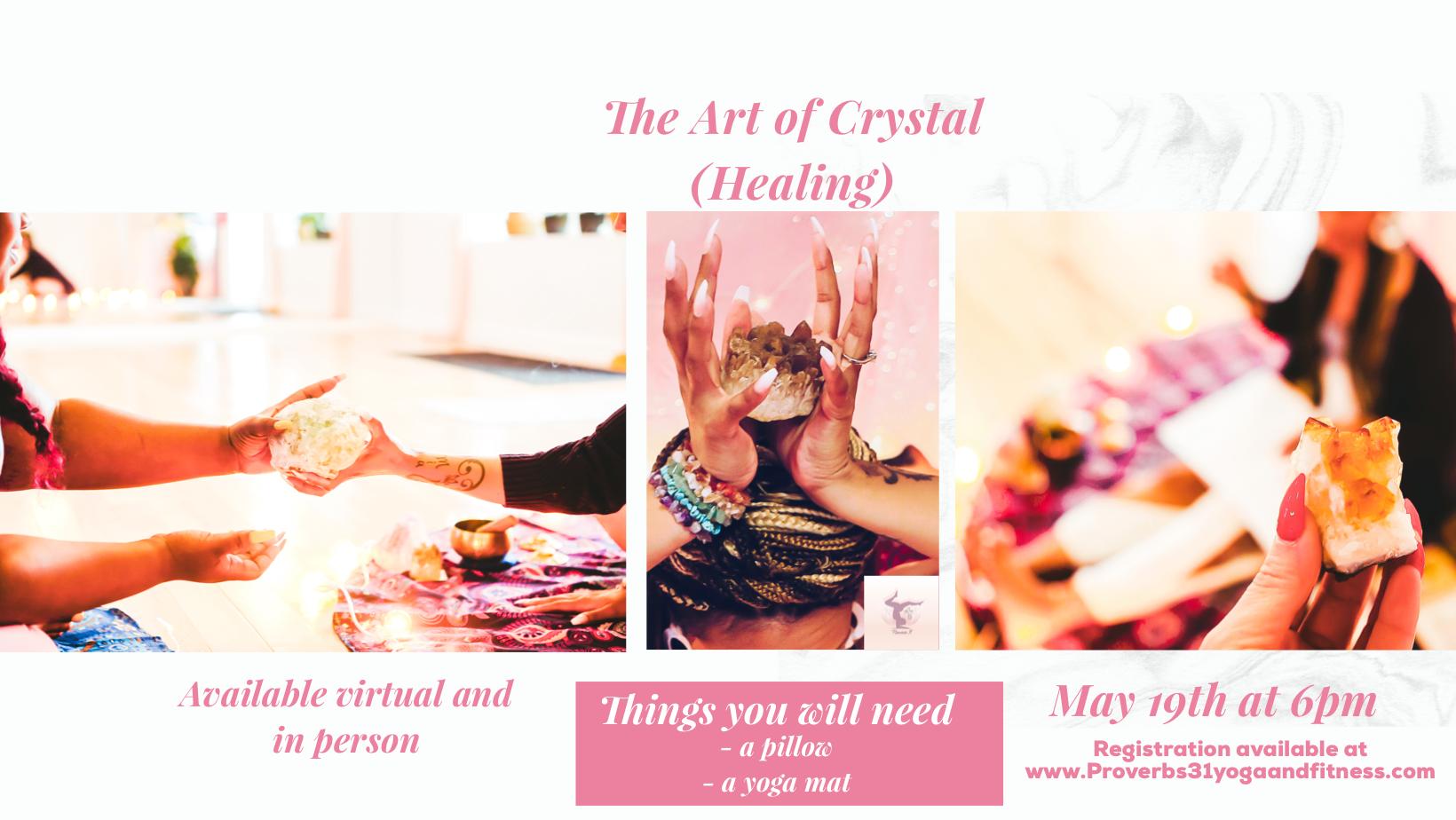 Art of Crystal Healing