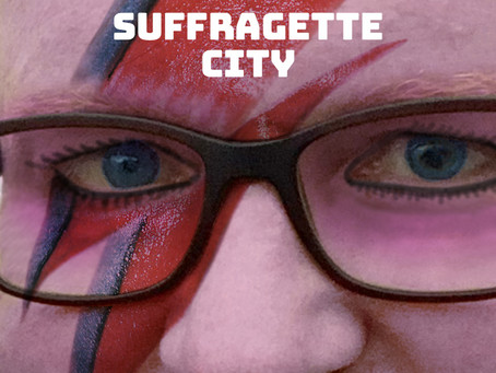 "Panties Record and Release Bowie's ""Suffragette City"""