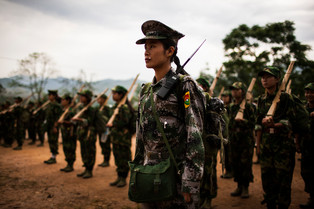 Women in armed groups: changing or reinforcing gender norms