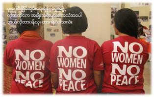 Women in Myanmar's Peace Process