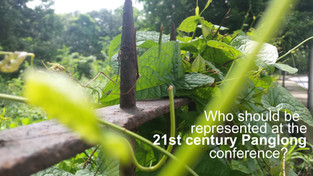 Who should be represented at the 21st century Panglong conference?