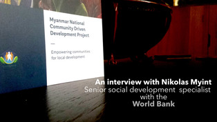 Community Driven Development?: An interview with Nik Myint from the World Bank