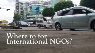 Where to for international NGOs?