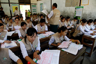 Religion and the Myanmar census - the international community handing off the 'hot potatoes'