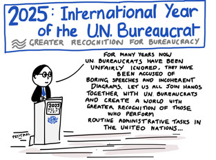 A new International Year idea...