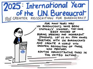 A new International Year idea...