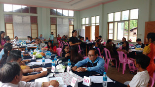 Kinds of democracy in Myanmar– participatory, deliberative and competitive