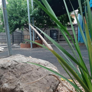 Kid's room and outdoor play area