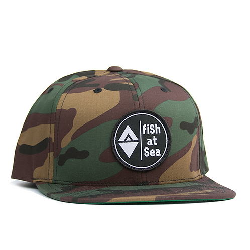 Snap Back | Hunter | Logo