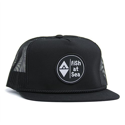 Trucker | Black | Logo