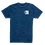 Thumbnail: Stacked Logo | Mineral Blue