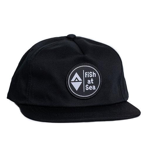 Cap | Black | Logo