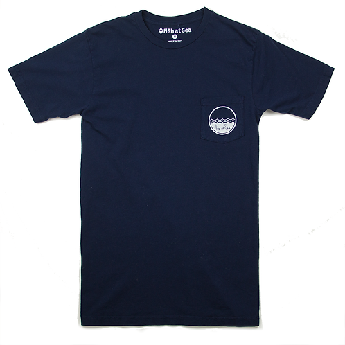 Deep Sea | Pocket | Navy