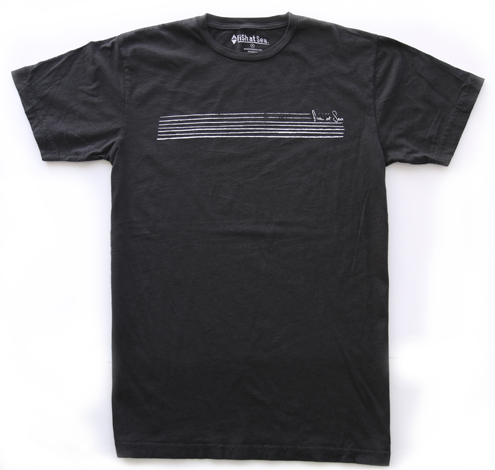 Lines | Antique Black