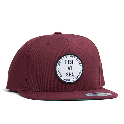Snap Back | Maroon | Lovers