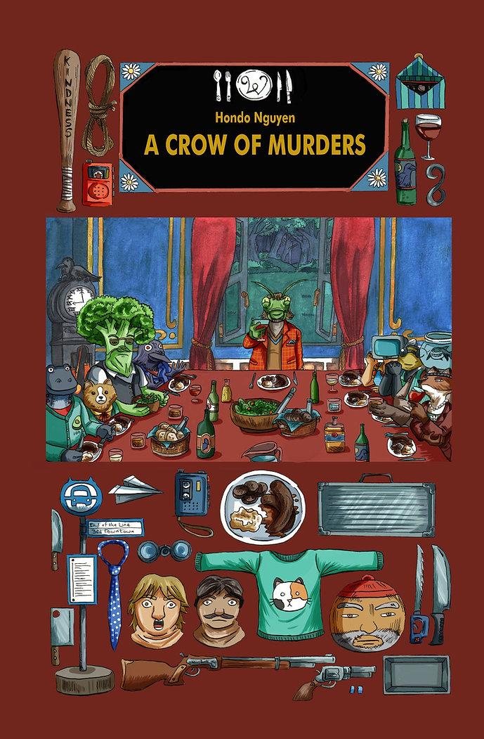 CROW OF MURDERS