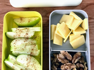 THE MAGIC OF BEING PREPARED, Part II. Snacks, Healthy Fats & Meal Preparation.