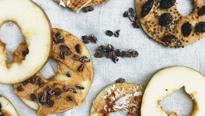 APPLE DONUTS, FAVORITE SNACKS, AND MY JOURNEY TO REAL FOOD