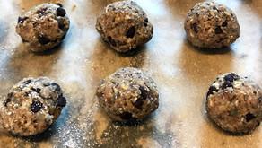Nutty Seedy Energy Balls
