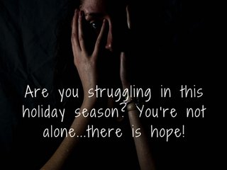 More than Surviving the Holidays