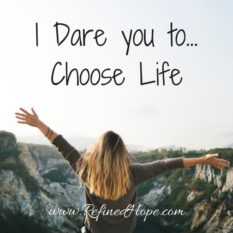 Choose Life Image