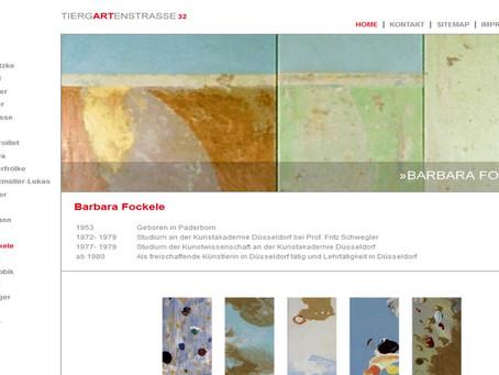 Präsent in der Galerie Tiergartenstrasse 32