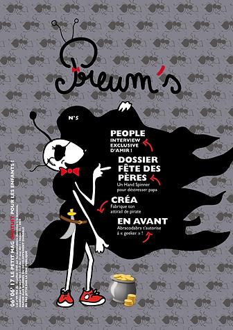 PREUM'S N°5 couv.png