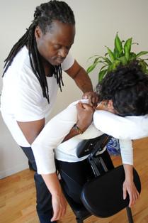 Chair Massage - A4H