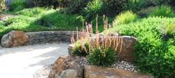 drystone rockery