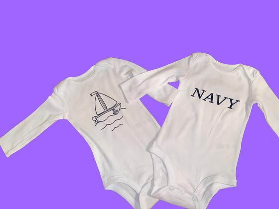 Customizable Baby Onesies