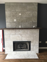 chicago ave fireplace