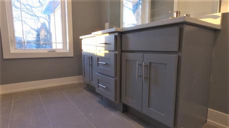 Grey Vanity Setup