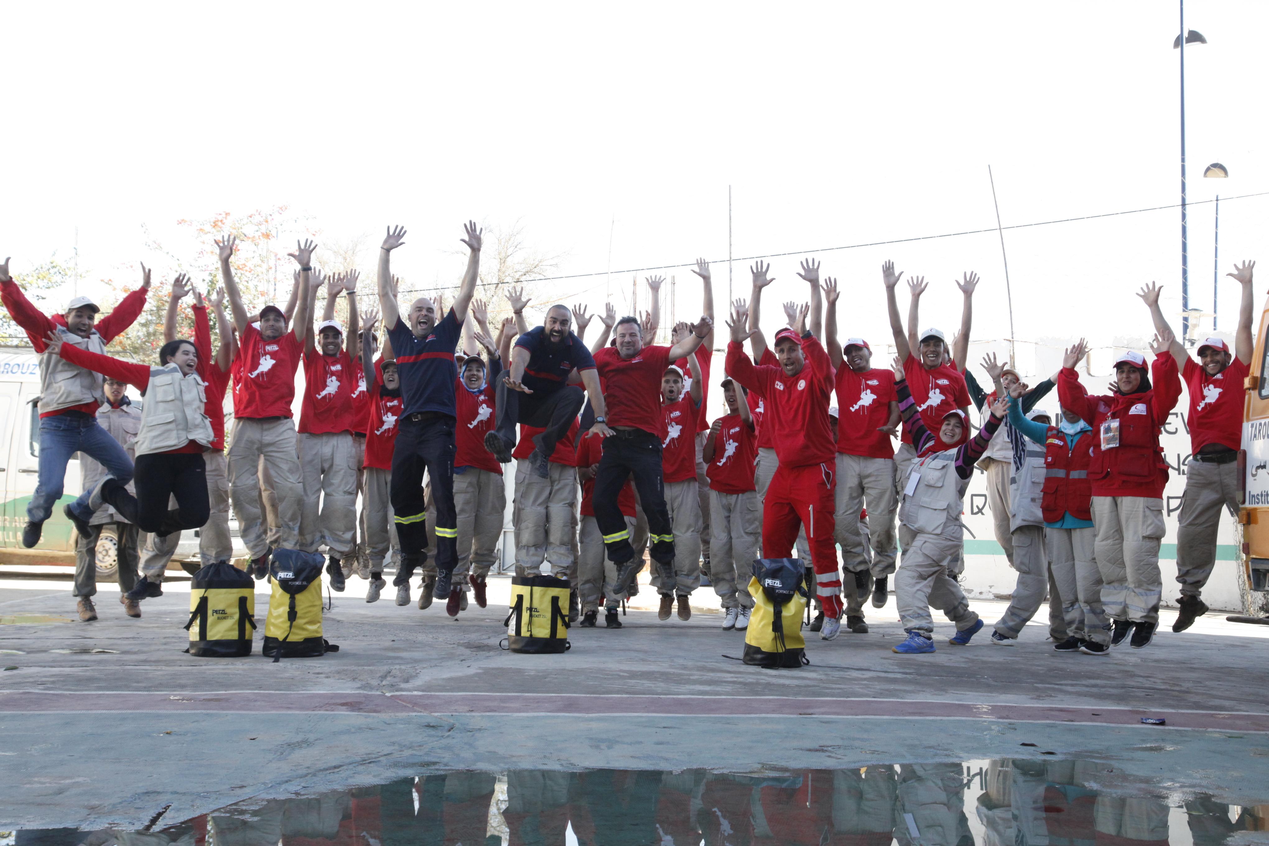 Grupo Voluntarios