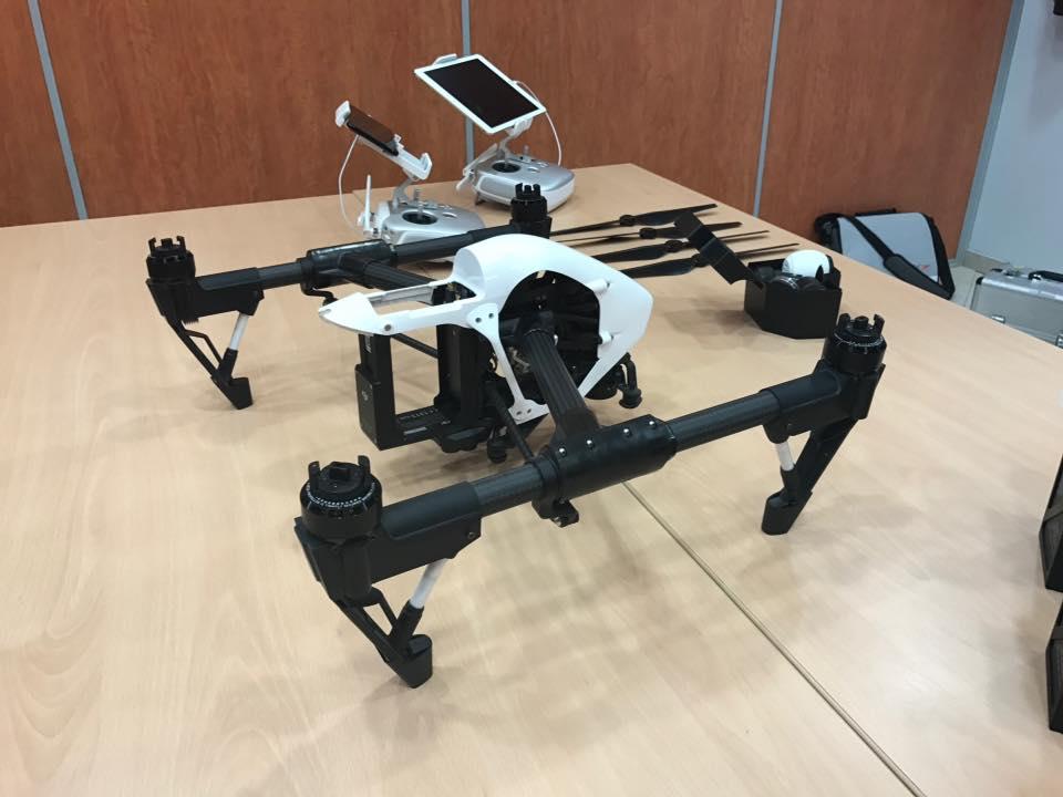 Dron Aula