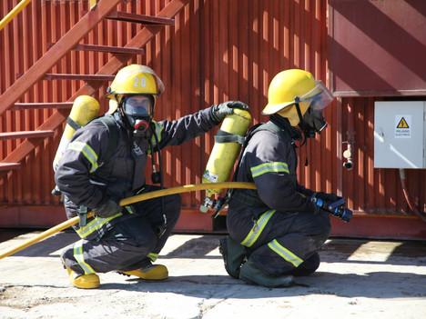 Formación Contra-incendio para equipo de primera intervencion